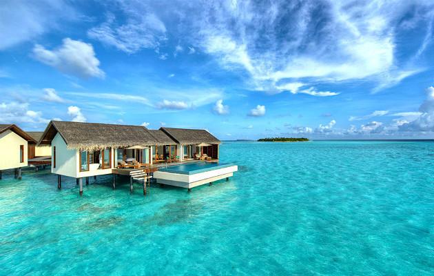 ザ レジデンス モルディブ (The Residence Maldives)